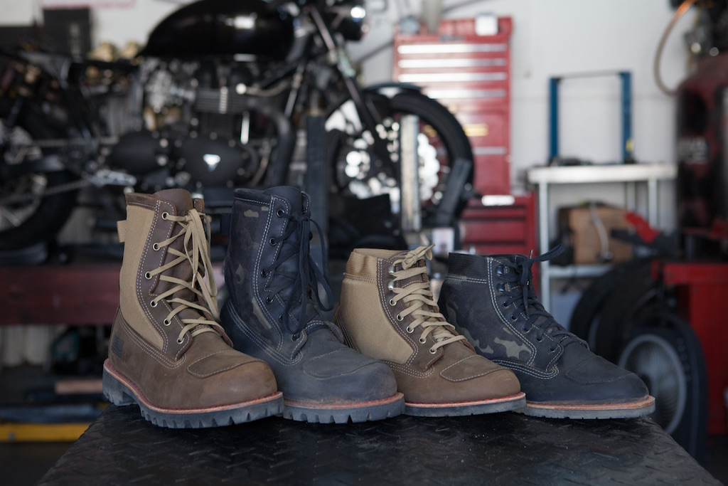 Participants will be equipped with the American-made Freedom or Bomber riding boots from Bates Footwear.