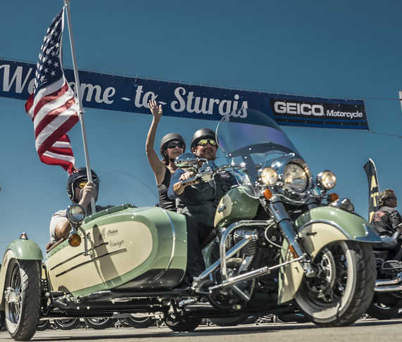 Bates Footwear is a proud supporter of the Veterans Charity Ride to Sturgis, taking a group of veterans on a group ride from Los Angeles to the Sturgis Motorcycle Rally.