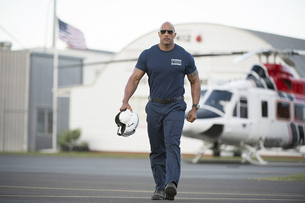 "Dwayne Johnson wearing the Bates Tactical Sport in ""San Andreas"" Photo by Jasin Boland - © 2014 Warner Bros. Entertainment Inc., WV Films IV LLC and Ratpac-Dune Entertainment LLC—U.S., Canada, Bahamas & Bermuda"