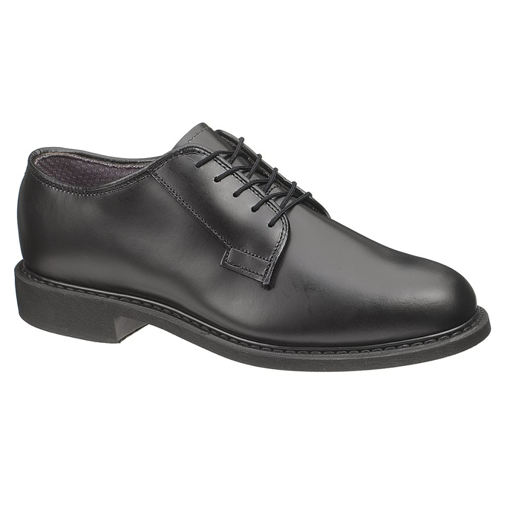 Leather Uniform Oxford