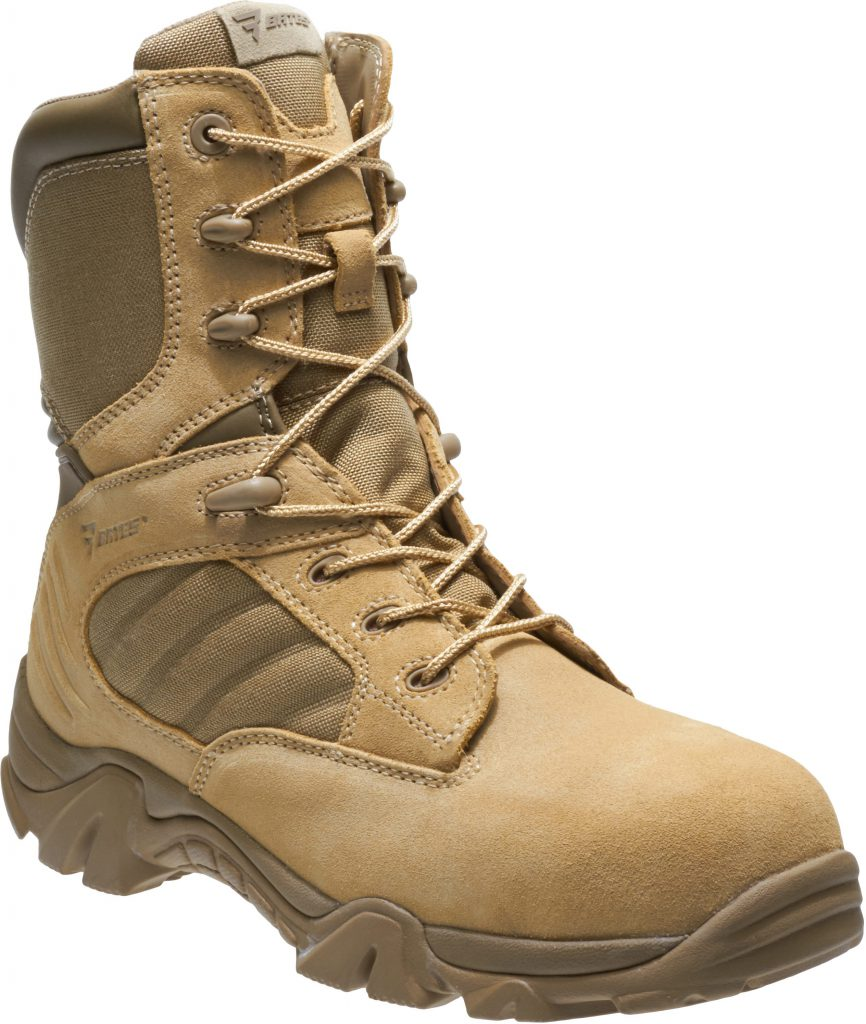 GX-8 Desert Composite Toe Side Zip Boot