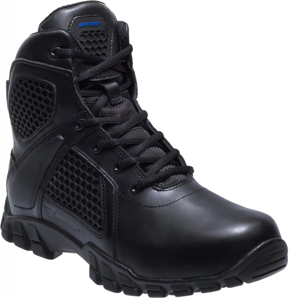 "Shock 6"" Side Zip Boot"