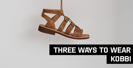 THREE WAYS TO WEAR KOBBI_BLOG