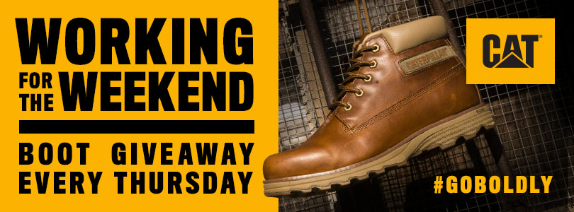 CAT_JK17027 - Working for the Weekend Boot Giveaway v12Wyng Header Opt 1 810x300