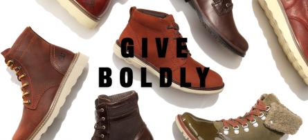 Give Boldly Blog Header