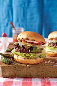 1. Serrano Pepper Burgers