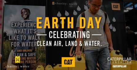CAT_KT18020 - Charity Water Earth Day ActivationBlog Header