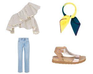 Sandal Maren outfit