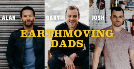 Earthmoving Dads Blog Header