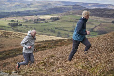 Simon Wheatcroft blind trail running