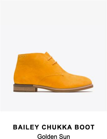 Bailey Chukka Boot | Golden Sun