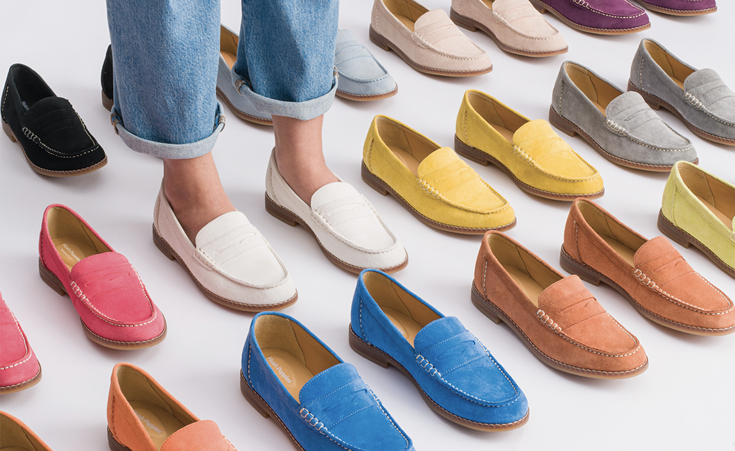 Wren Loafer - Bright Colors - Hush Puppies