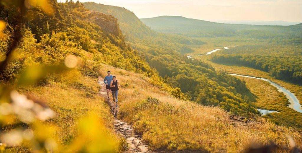 Pourquoi faire du trail?