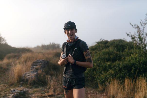 Sami Sauri trail running athletle