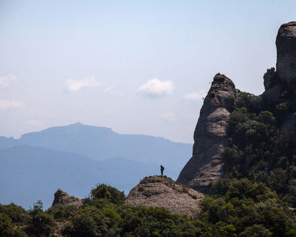 Monserrat mountains
