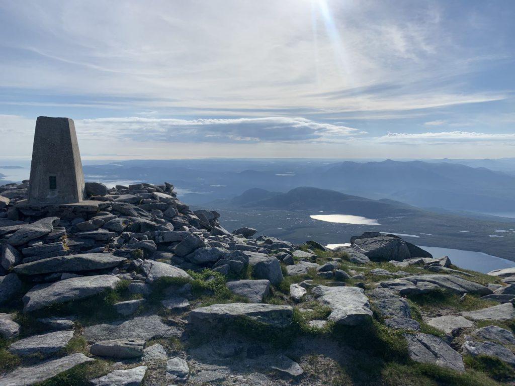 Scottish view point