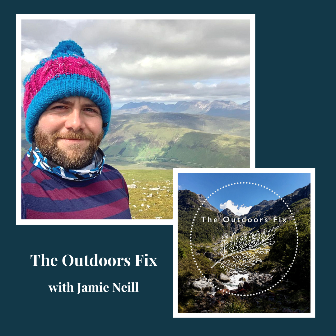 Jamie Neill episode of The Outdoors Fix
