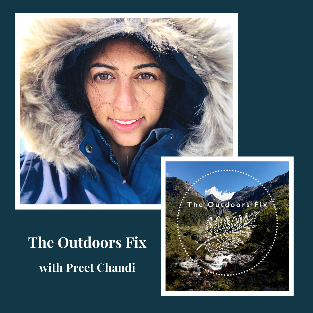 Preet Chandi episode of The Outdoors Fix