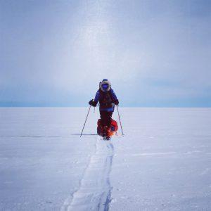 Preet Chandi in Greenland 4. Credit Preet Chandi