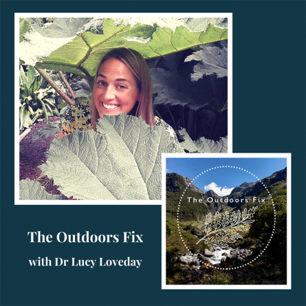 Dr Lucy Loveday episode of The Outdoors Fix