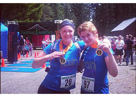 MY FIRST TRAIL HALF MARATHON - ANNIE BERTUCIO