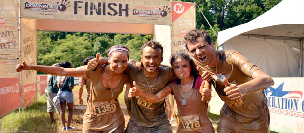 Down & Dirty Mud Run - Hartford