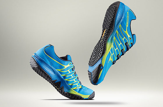 Merrell All Out Fuse for Men in Blue
