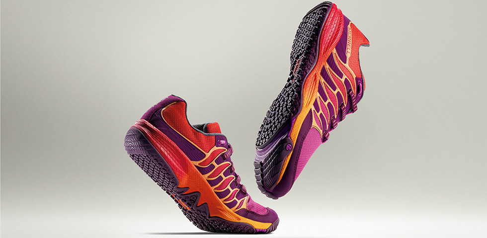 trail running shoes, hiking shoes, merrell all out