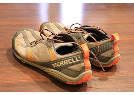 Merrell Road Glove