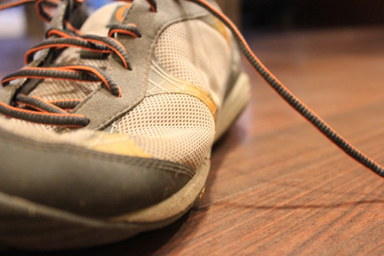 Merrell Road Glove Laces