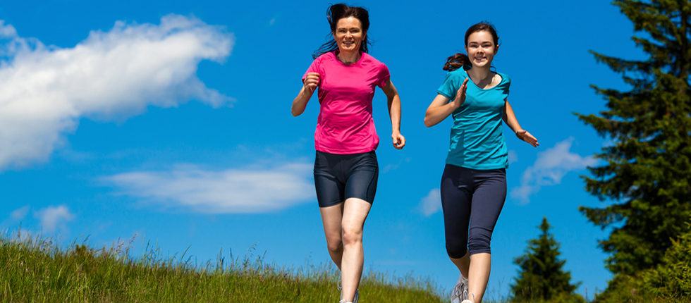 running women