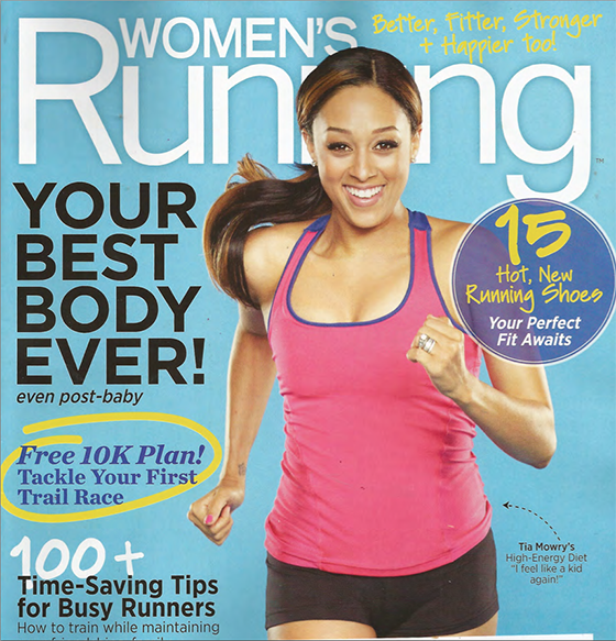 Womens Running Cover