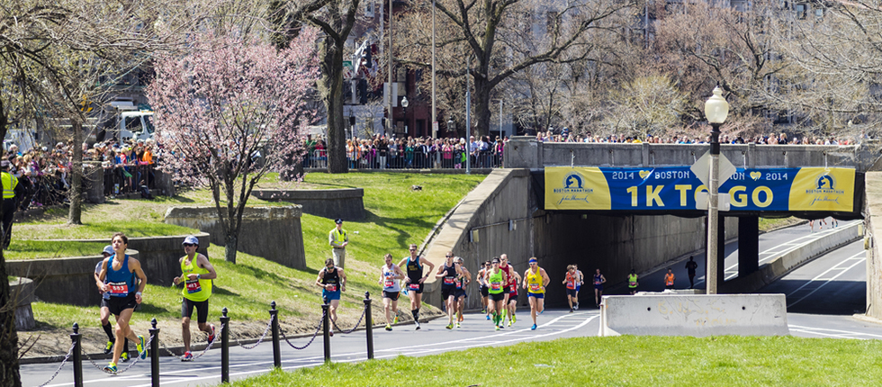 Boston marathon breaks fundraising records
