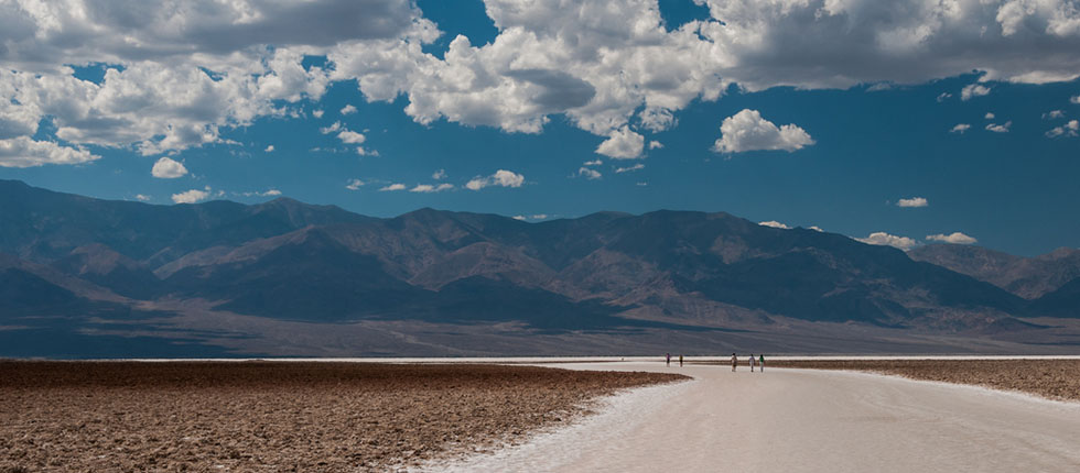 Death Valley Badwater marathon