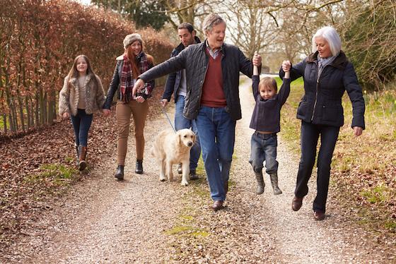 family adventure new years