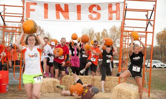 Great Pumpkin Haul