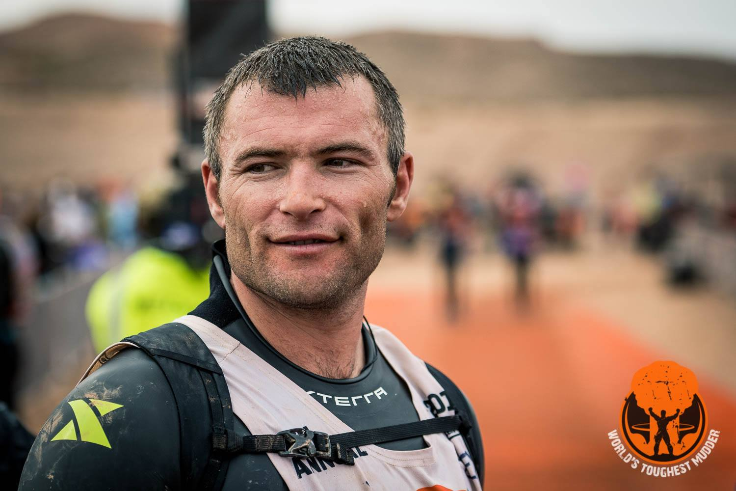 Ambassador Jason Antin World's Toughest Mudder