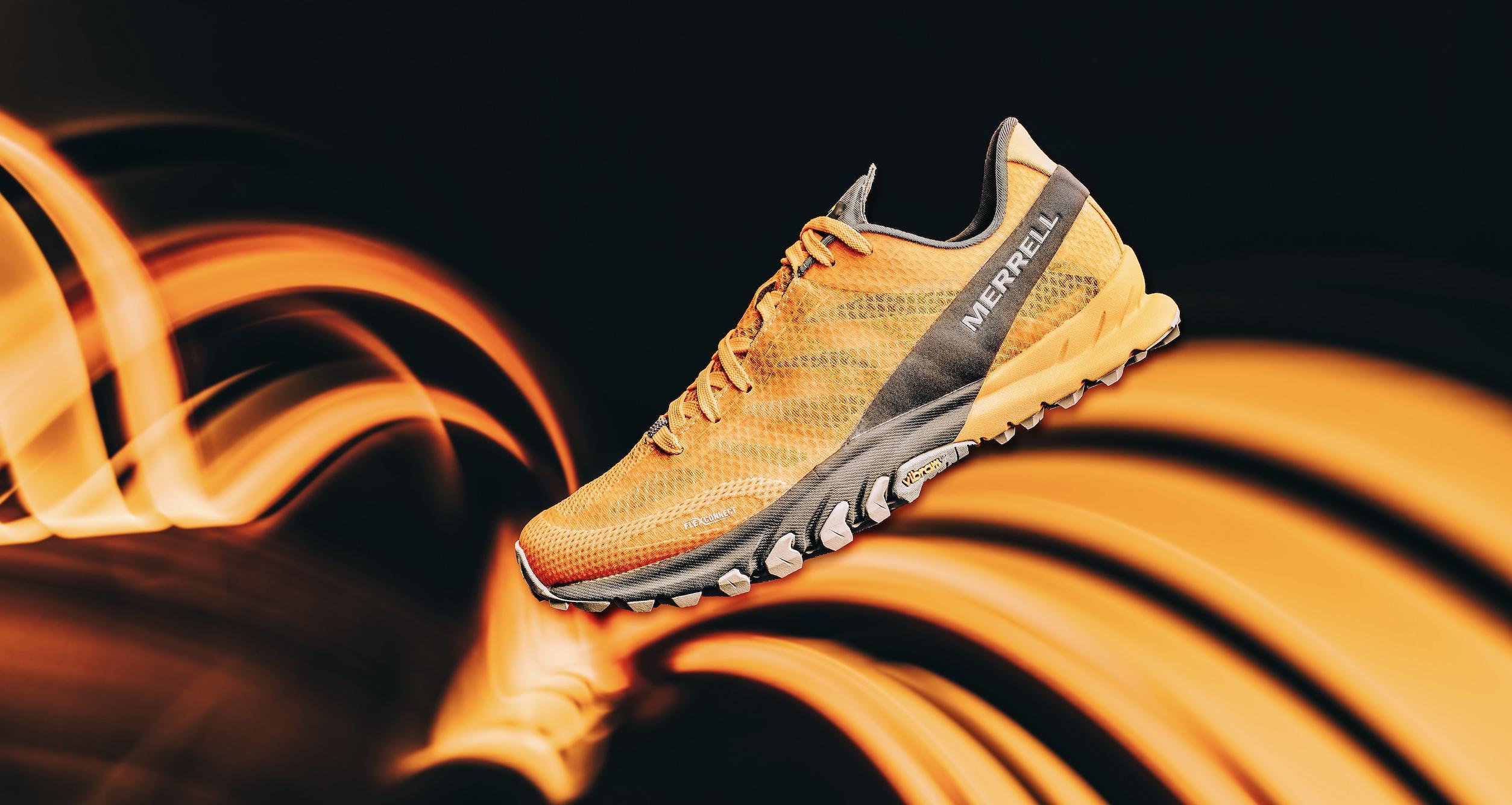 MTL Cirrus Skyrunning shoe from Merrell