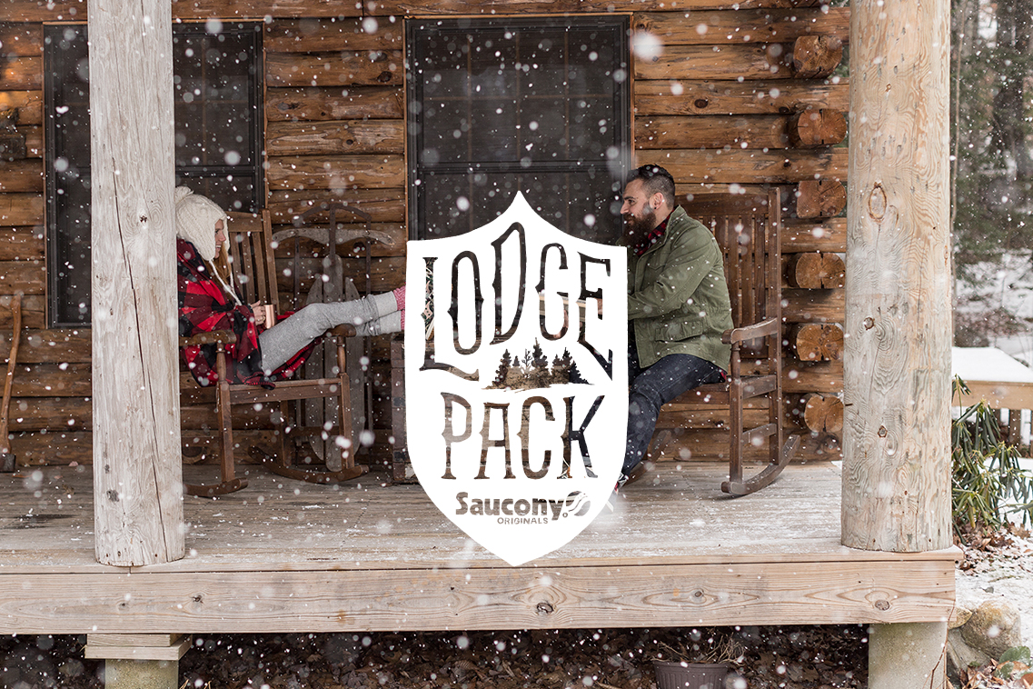 The DXN Lodge Pack