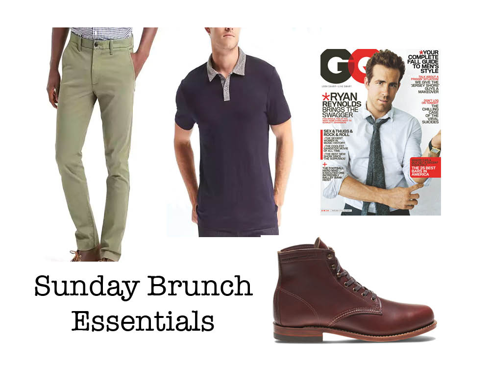 Sunday Brunch Essentials